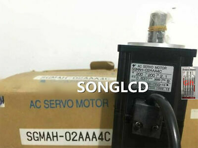 Yaskawa servo motor SGMAH-02AAA4C NEW IN BOX !!*via DHL or EMS*