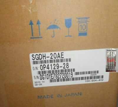 Yaskawa Servo Driver SGDH-20AE NEW IN BOX !!**via DHL or EMS!!*