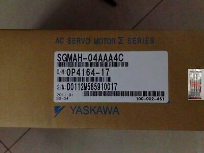 Yaskawa servo motor SGMAH-01AAA4C NEW IN BOX !!***via DHL or EMS!!**