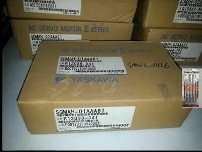 Yaskawa  Servo Motor SGMAH-01AAA61 NEW IN BOX!!via DHL or EMS