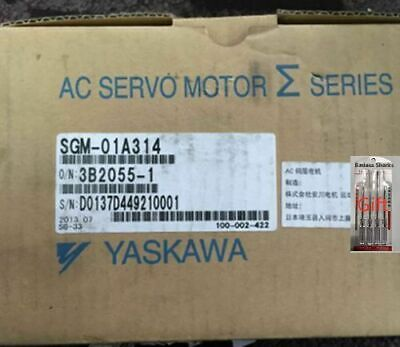 Yaskawa servo motor SGM-01A314 NEW IN BOX!!via DHL or EMS