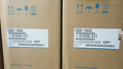 Yaskawa Servo Driver SGDB-10ADG NEW IN BOX !! *via DHL or EMS
