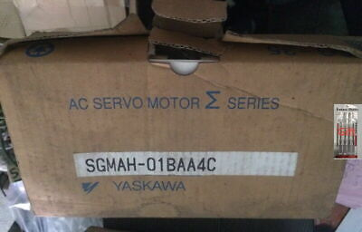 Yaskawa servo motor SGMAH-01BAA4C NEW IN BOX !!**via DHL or EMS*#YSK