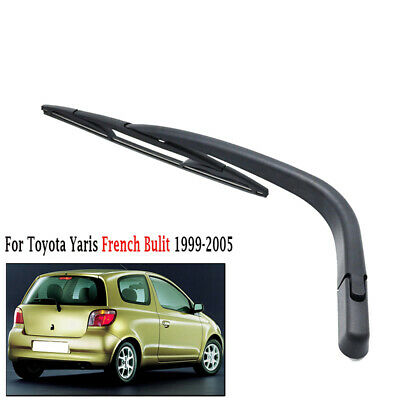 Rear Windshield Wiper Blade Arm For Toyota Yaris French 2000 2001 2002 2003 2004