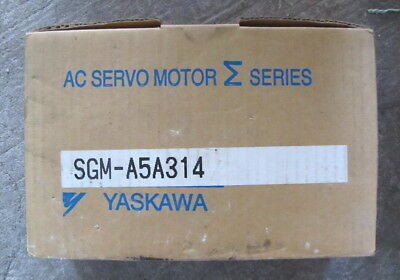 SALE !! YASKAWA Servo driver SGM-A5A314 NEW* via DHL or EMS