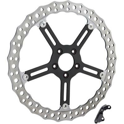 Arlen Ness 02-994 Big Brake Jagged Floating Rotor Kit - Left Side