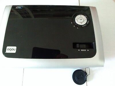 NOBO projector - S28 DLP  Colour: black & silver. Condition: good.