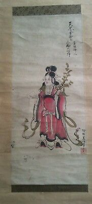 Painting china  hanging scroll