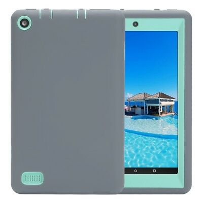 Shockproof Case Stand Cover Protector for All-New Amazon Fire HD 8