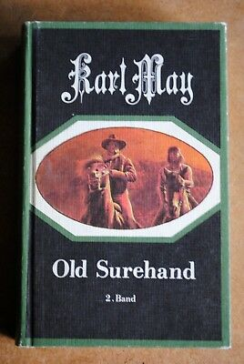 "Karl May "" Old Surehand "" 2. Band  - DDR - Ausgabe"