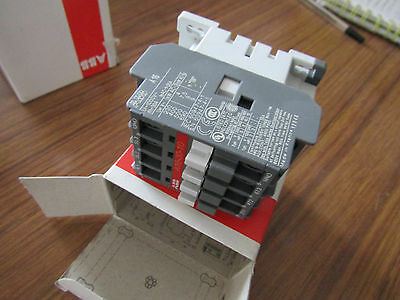 ABB A Series Controlled Contactor A Line A16 3 Pole, 60A, 7.5 kW ABB 4450982