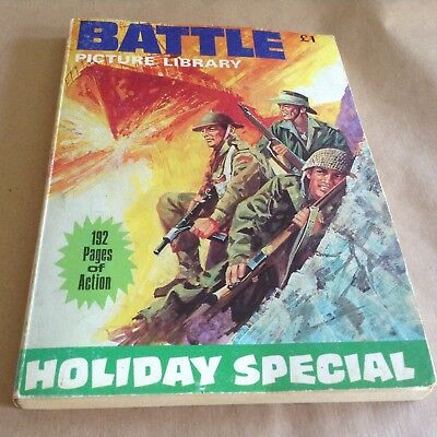 Battle Picture Library Holiday Special Book
