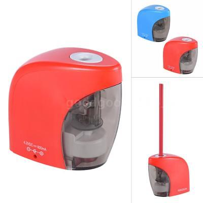 Automatic Electric Pencil Sharpener USB or Battery Operated with USB Cable N4V2
