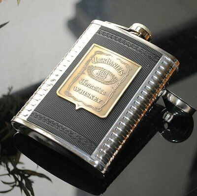 Flask for Alcohol Stainless steel portable outdoor portable Whiskey 7 oz