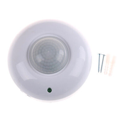 Surface Mount PIR Ceiling Occupancy Motion Sensor Detector Light Switch 360R I