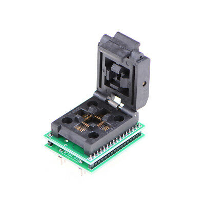 TQFP32 QFP32 TO DIP32/28 IC Programmer Adapter Chip Test Socket I