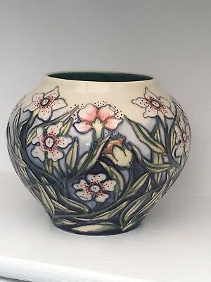 Moorcroft Trial Vase Year 2000