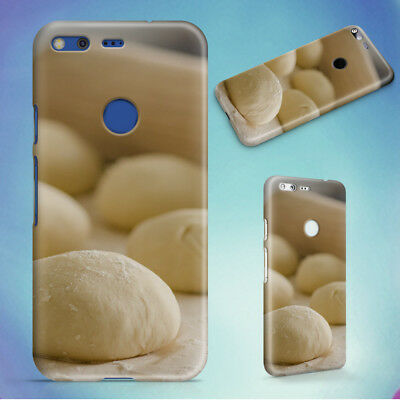 Pizza Kitchen Recipe Rolling Pin Hard Back Case For Google Pixel Phone