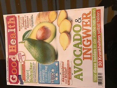 Good Health Magazin Nr. 2 Feb/ März 2018