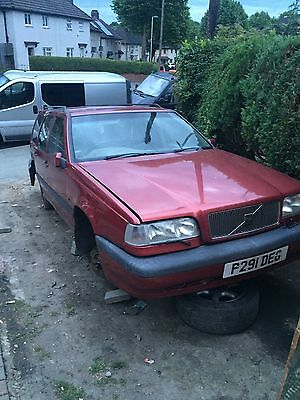 Volvo 850 2.5 TDI BREAKING FOR SPARES PARTS