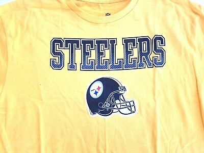 NEW YOUTH BOYS Kids NFL Pittsburgh Steelers XL Extra Large 18-20 T ... d63a4726a