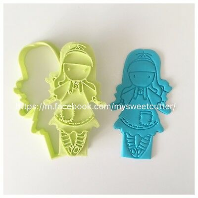 Formine Bambola FORMINA BISCOTTI COOKIE CUTTER 9cm