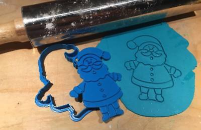Formine Natale BABBO NATALE formina BISCOTTI Cookie Cutter