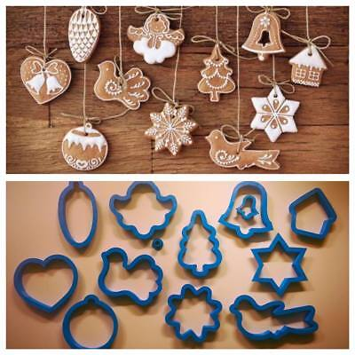 Formine Natale formina set 11 pz Cookie Cutter