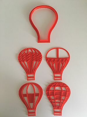 Cookie Cutter Air Balloon Mongolfiere Formina Biscotti 8cm