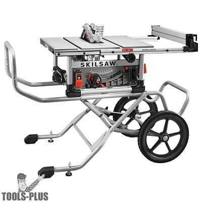 Skilsaw SPT99-12 10'' Heavy Duty Worm Drive Table Saw & Stand New