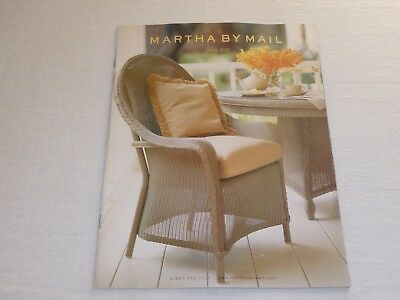 Martha By Mail catalog SPRING 2002 - Good Condition - Spring Crafts + Decorating