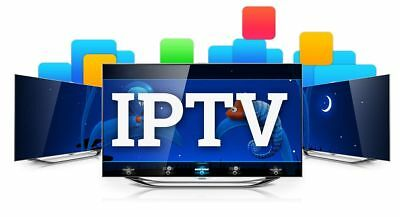 12 Mth PREMIUM IPTV SUB, FHD, HD, VOD, CATCHUP. **REVIEWS SPEAK FOR THEMSELVES**