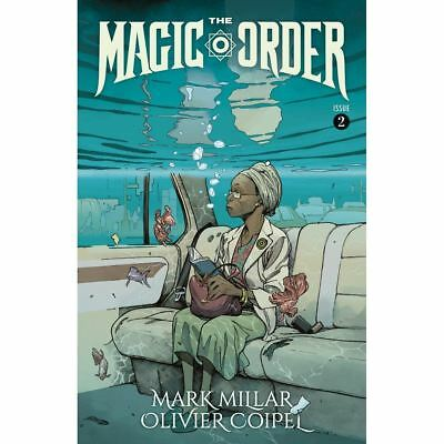 Magic Order #2 (Of 6) Cvr A Coipel (MR)