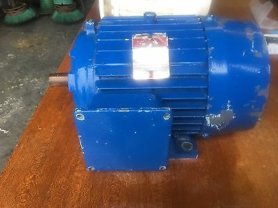 Brook Crompton Electric Motor 3 Phase 440 Volt 3 kW 4 HP