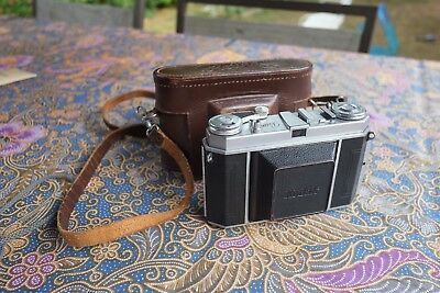 Kodak Retina Ia Camera - Needs Service, Please Read