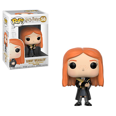Funko Pop Harry Potter : GINNY WEASLEY With Diary #58 SUBITO DISPONIBILE!!!