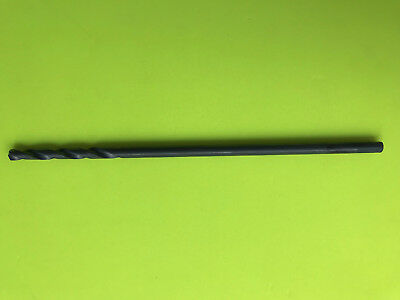 Aircraft 3/8-Inch by 12-Inch Extra Long Black Oxide Drill Bit By Kawasaki