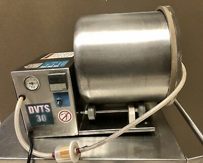Daniels DVTS 30 Meat BBQ Tumbler Marinator BEST OFFER!