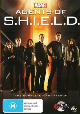Agents of S.H.I.E.L.D.: Season 1 - DVD (NEW & SEALED)