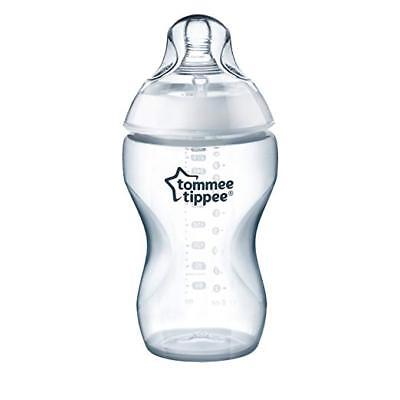 Tommee Tippee Closer to Nature Added Cereal Bottle 11 Ounce/340 ml  6m+ NEW