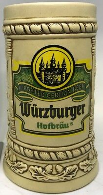 Budweiser Cs39 Wurzburger Rare & Beautiful Body - Ceramarte - 6 1/2' Tall
