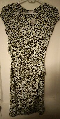 Womens a pea in the pod maternity dress size small