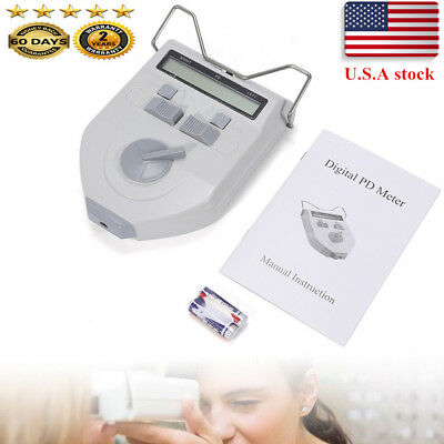 Digital Pupilometer Optical PD Meter LED lamp-house CE Approve Ophthalmic