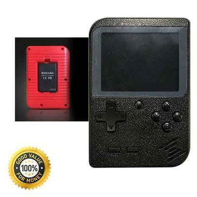 "Retro Game - Portable FC Gaming Console with 400 Classic Mini Games 3"" Screen"