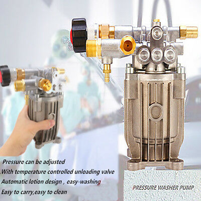 3600PSI Adjustable Pressure Washer Pump 3400 for Honda Excell Auto Lotion AU