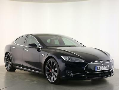2015 Tesla Model S 85kWh Dual Motor Performance 5dr Electric blue Automatic