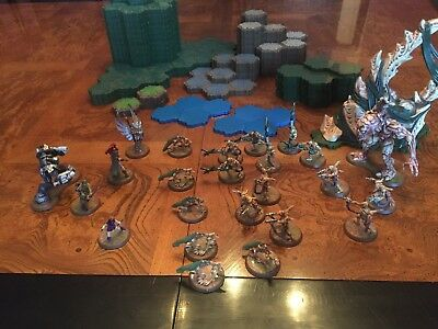Heroscape - Swarm of the Marro Master Set 2, 100%, Complete GREAT CONDITION