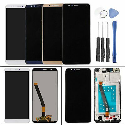 FOR HUAWEI HONOR 7X LCD Display Touch Screen Digitizer Assembly + Frame +  Tools