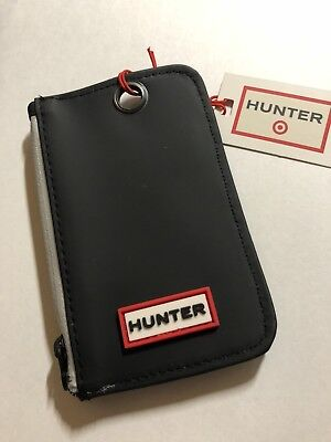 Hunter for Target SOLD OUT ID Wallet Blue NEW!!!