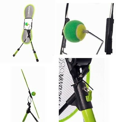 A Revolutionary Tennis Genuine Learn Topspin Pro in 2 Minutes a Day Training Aid